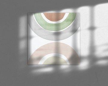 Bocht van Kleuren II, Isabelle Z  van PI Creative Art
