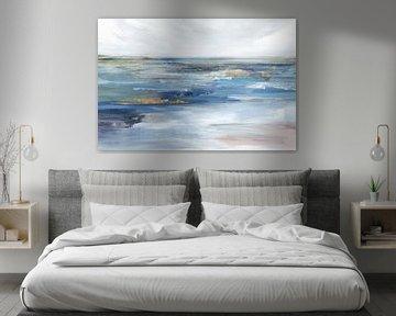 Ocean Kiss, Isabelle Z  van PI Creative Art