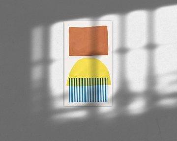 Mullholland Laufwerk III, Isabelle Z  von PI Creative Art