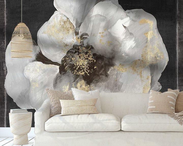 Beispiel fototapete: White Queen II, Asia Jensen von PI Creative Art