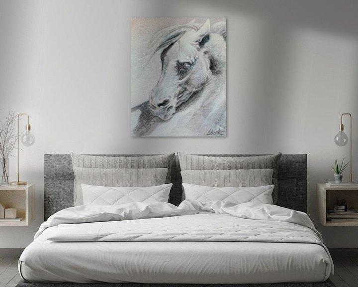 Sfeerimpressie: Klassiek Paardenhoofd van Lineke Lijn