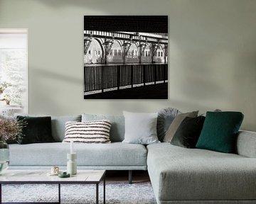 Tunnel - Jannowitzbrücke - Berlin von Silva Wischeropp