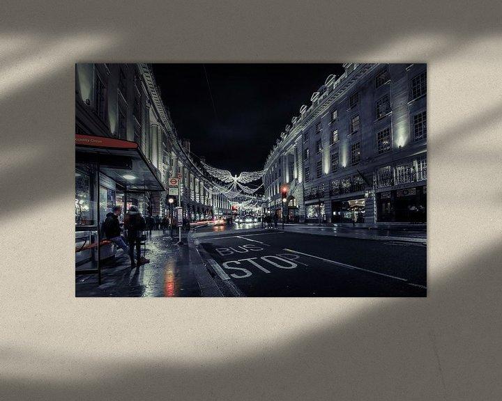 Sfeerimpressie: London van John ten Hoeve