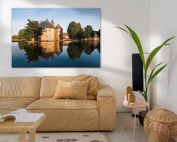 Schloss Cannenburch in Vaassen, Gelderland von Christa Stroo fotografie