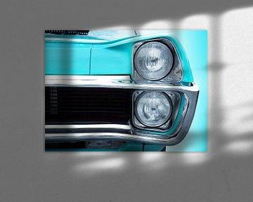 Voiture classique américaine 1967 Catalina Convertible