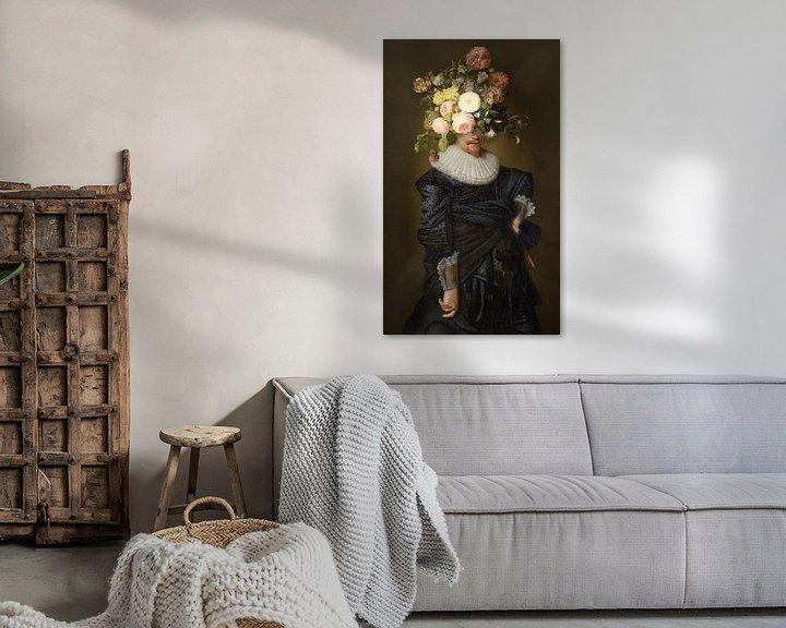 Impression: Portrait of a Man sur Marja van den Hurk