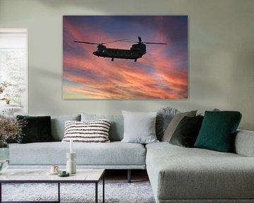 Chinook Helikopter