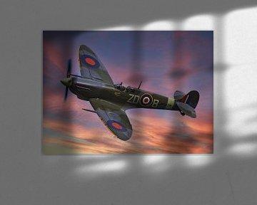 Supermarine Spitfire-MK-IX