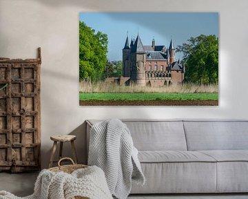 Het mooie Kasteel Heeswijk Dinther van Patrick Verhoef