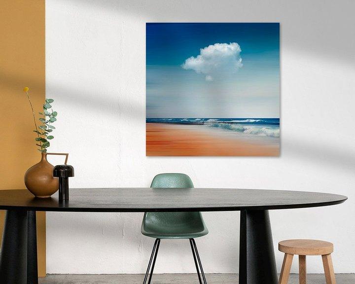 Sfeerimpressie: Atlantische golven - abstracte fotografie van Dirk Wüstenhagen