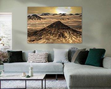 Schwarze Wüste von Stefan Havadi-Nagy
