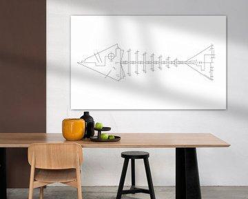 Toter Fisch von Marcel Kerdijk