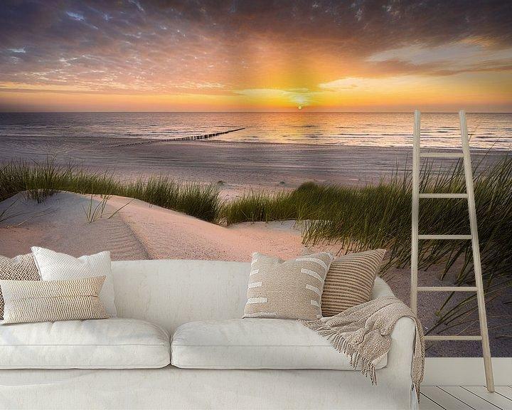 Impression: Révérence (dunes et plage de Nieuw-Haamstede) sur Thom Brouwer