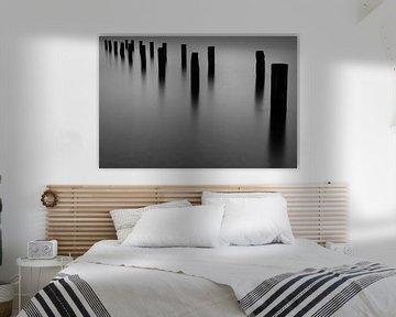 Starnberger See abstrakt von Andreas Müller