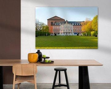 Het keursvorstelijk paleis, Trier (Duitsland) van Martijn Mureau