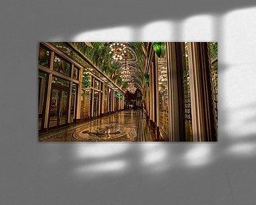 Tunnel in Amsterdam von Giel Ketting