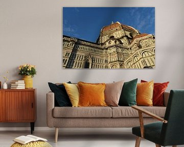 Duomo, Florence, Italie van Jan Fritz