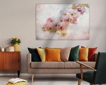 Aziatische bloemen van Claudia Moeckel