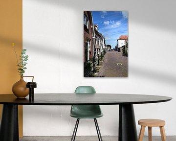Vianen Utrecht Binnenstad van Hendrik-Jan Kornelis