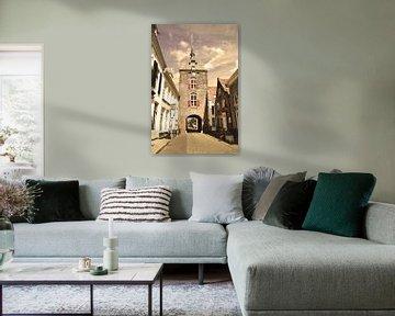 Vianen Utrecht Innere Stadt Alt von Hendrik-Jan Kornelis