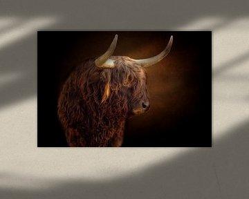 Zachte stier van Claudia Moeckel