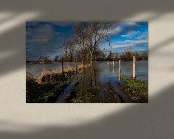 Mehr Überschwemmungen in Limburg von Clive Lynes