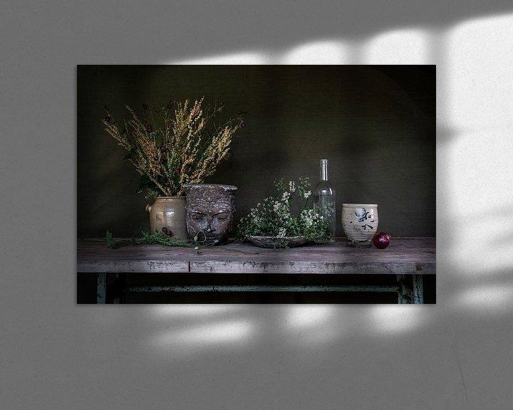 Sfeerimpressie: Groen lente stilleven van Affect Fotografie
