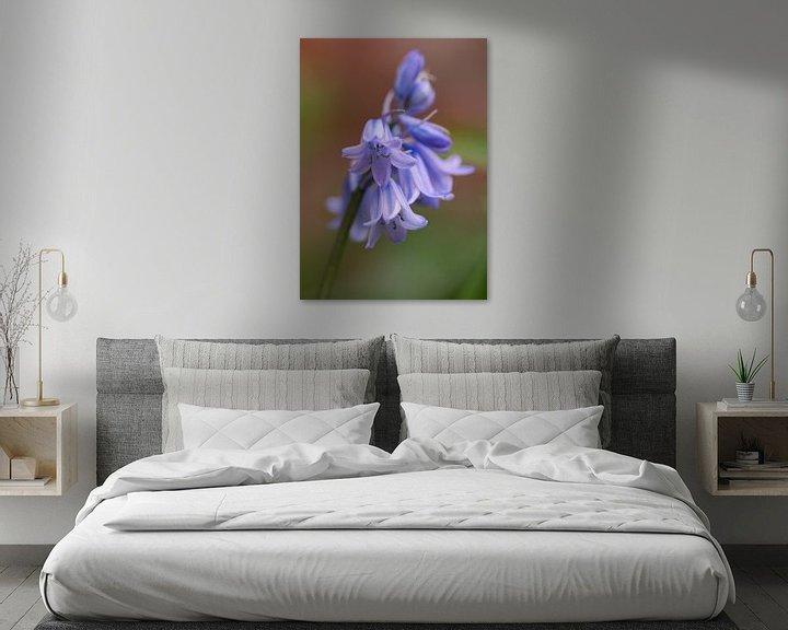 Sfeerimpressie: Blauwe Boshyacint van Marga Vroom