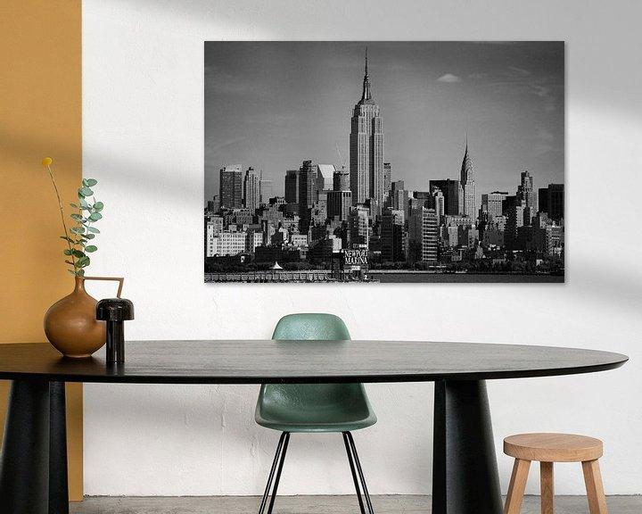 Beispiel: Empire State Building - New York, Amerika von Be More Outdoor