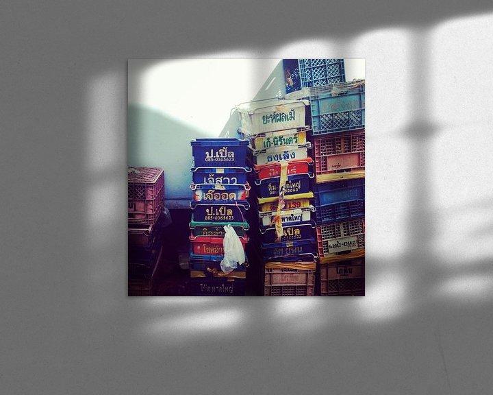 Sfeerimpressie: Boxen Thailand van Pünktchenpünktchen Kommastrich