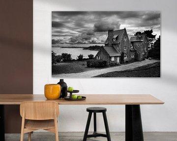 Bretagne, Frankrijk van Gerard Burgstede