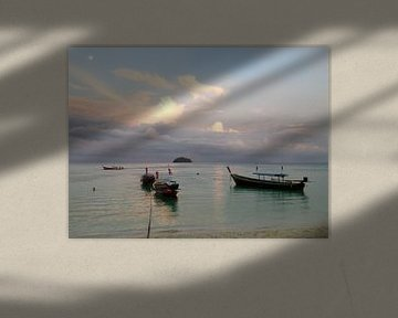 Sonnenuntergang Thailand sur Pünktchenpünktchen Kommastrich