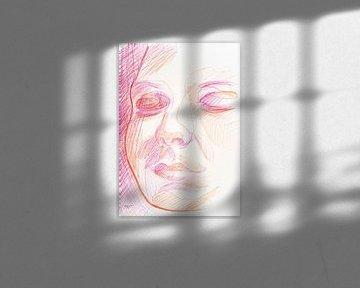 Warm bad van ART Eva Maria