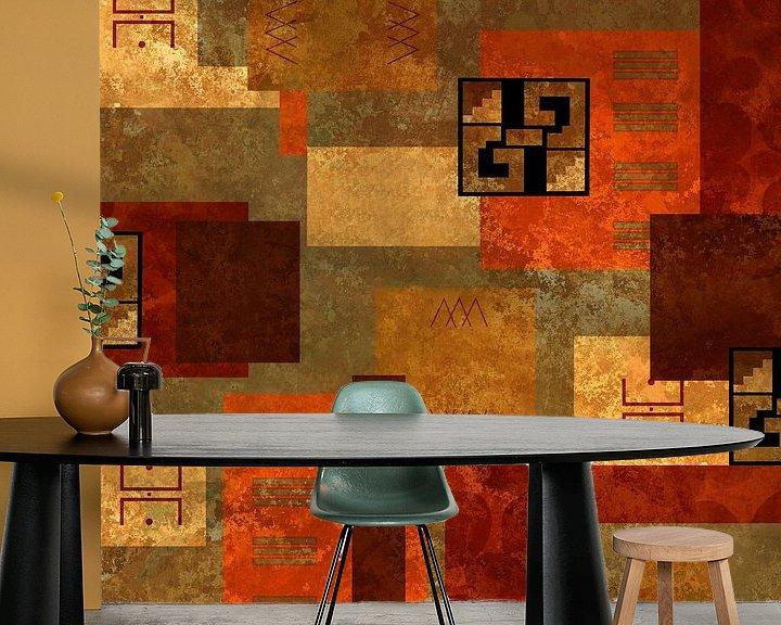 Sfeerimpressie behang: Terugkijken - dat is toekomst van Andreas Wemmje
