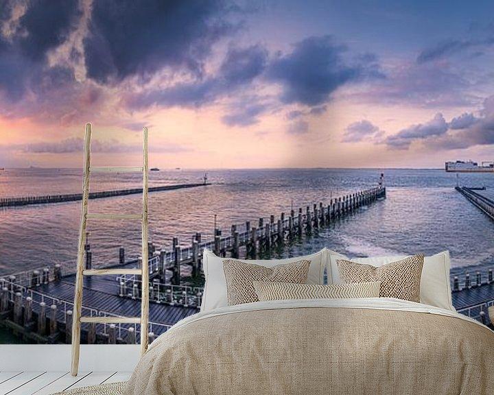 Impression: Panorama de la ligne d'horizon de Vlissingen II sur Sander Poppe