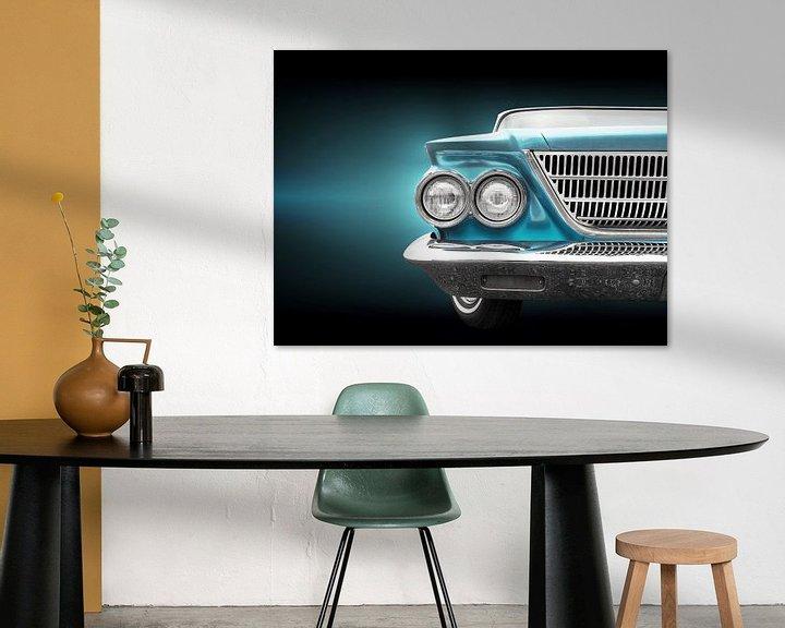 Sfeerimpressie: Amerikaanse oldtimer 1963 Newport Sedan van Beate Gube