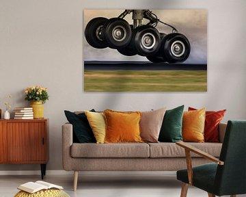 Some mighty tyres van Nildo Scoop