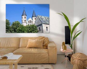 Magdeburg - Kloster Unser Lieben Frauen von t.ART