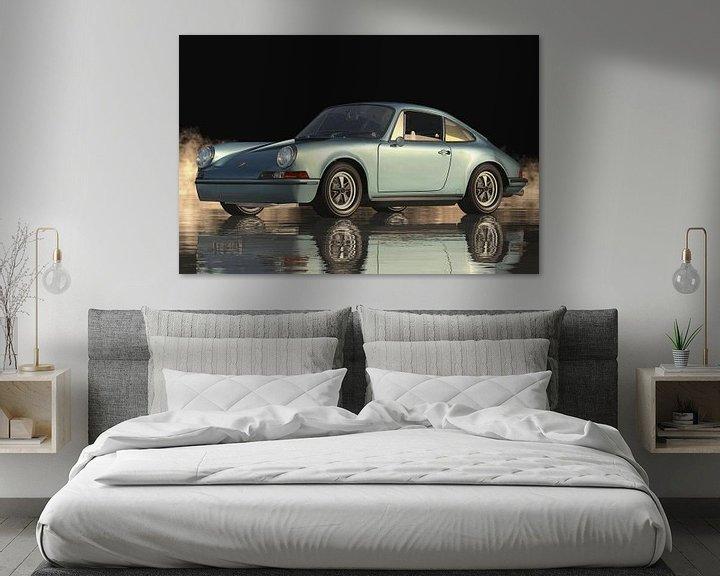 Beispiel: Porsche 911 von Jan Keteleer