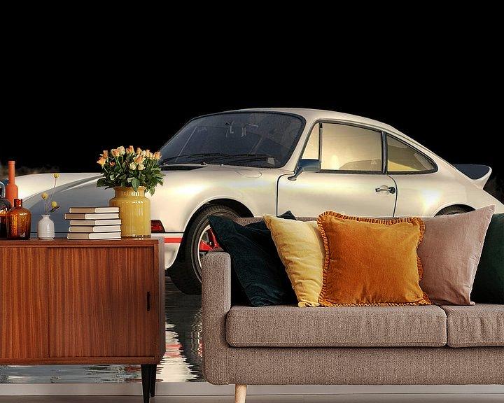 Beispiel fototapete: Porsche 911 Carrera von Jan Keteleer