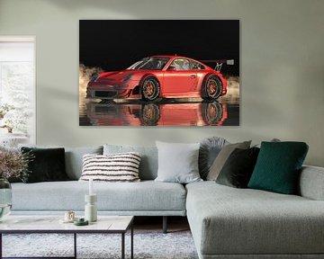 Porsche 911 GT-3 RS 2008 von Jan Keteleer