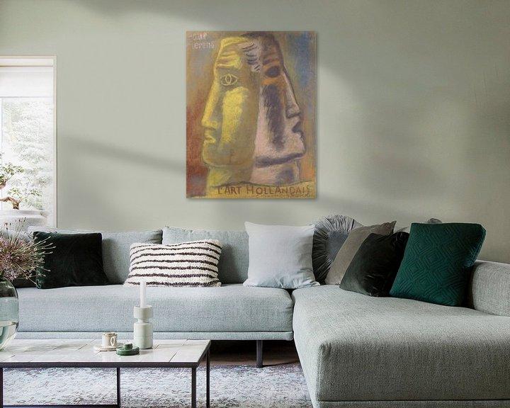 Sfeerimpressie: L'art hollandais contemporain van Eigenwijze Fotografie
