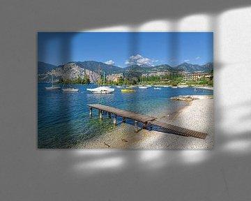 Malerischer Gardasee,Val di Sogno von Peter Eckert