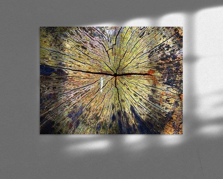 Impression: TreeScape 05 sur MoArt (Maurice Heuts)