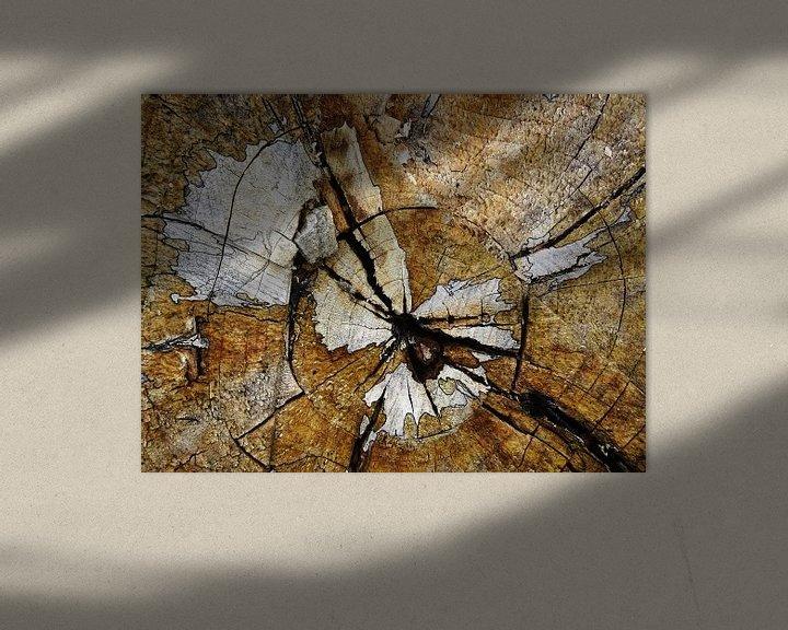 Sfeerimpressie: TreeScape 03 van MoArt (Maurice Heuts)