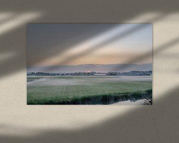 platteland part 8 van Tania Perneel