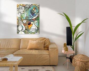 Hommage à Picasso (3)