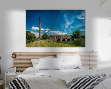 Pumpstation Wouda von Wolbert Erich