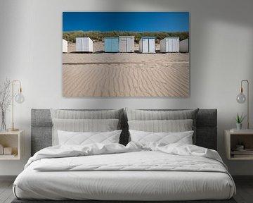 Strandhäuser Domburg