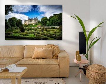 Château de Dunrobin sur Em We
